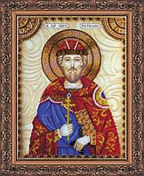 Набор для вышивки бисером именной иконы Святой Ростислав AA-138