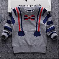Детский нарядный свитер
