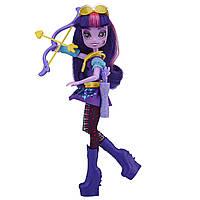 Кукла Девушки Эквестрии Твайлайт Спаркл(Искорка) My Little Pony Equestria Girls Archery Cp Twilight Sparkle