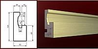 Термопанель (изосайдинг) стартовый профиль