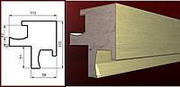 Термопанель (изосайдинг) Угловой профиль