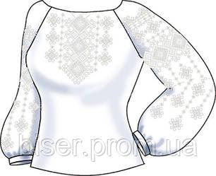 Заготовка вышивки бисером Женская сорочка СВЖ-38