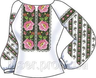 Заготовка вышивки бисером Женская сорочка СВЖ-39