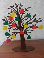 Свадебное деревце для пожеланий
