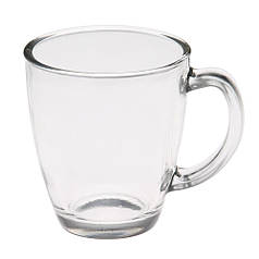 Чашка скляна