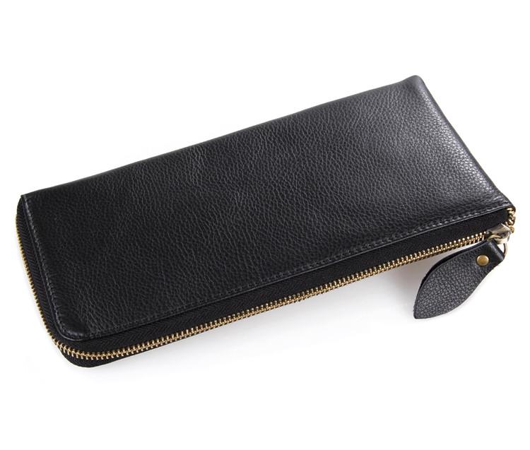 Оригінальний шкіряний гаманець 8066A