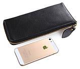 Оригінальний шкіряний гаманець 8066A, фото 4