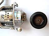 Катушка для спиннинга Libao Fighter 3000, 3+1 подш., фото 2
