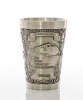 Коллекционный бокал, Олово, Германия, Zinn, 150 мл, фото 1