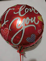 Воздушные шары фольгированные