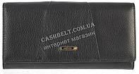 Стильный прочный женский кожаный кошелек высокого качества  SALFEITE art. 506030L черный, фото 1
