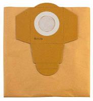Мешки бумажные для пылесоса Einhell 30 л. (5 шт.)