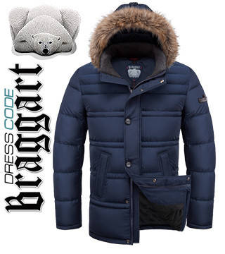 Куртка на меху Braggart, фото 2