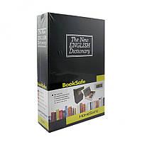 Книга-сейф Словарь 24 см черная, фото 1
