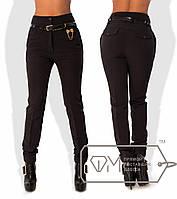 Утепленные брюки 810 (020)