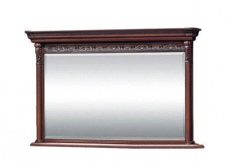 Зеркало с карнизом Тоскана Нова Скай