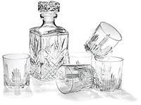 Набор для виски декантер и 6 стаканов Италия Bormioli Rocco Selecta by Decos