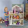 Мега большой игровой кукольный домик для барби Beverly 123см!