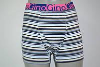 Трусы Gino мужские в полоску  разные цвета