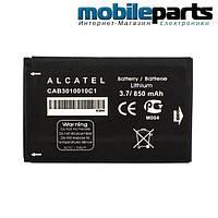 Оригинальный аккумулятор для ALCATEL One Touch MIN OT800 850mAh