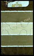 Набор ковриков в ванную комнату Albayrak Турция (kod 4042)