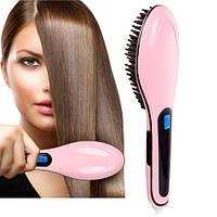 Расческа-выпрямитель волос FAST HAIR STRAIGHTENER