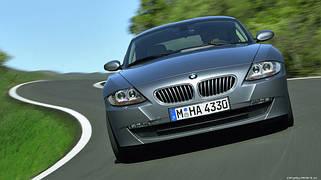 Внешний тюнинг BMW Z4 E85