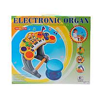 Детский синтезатор с микрофоном BB52B