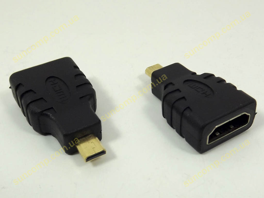 Кабель MINI HDMI Male to VGA HD-15 M Cable DVD HDTV TV