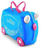 Чемодан детский на колесах Terrance Trunki  TRU0259