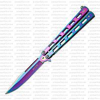 "Нож балисонг (складной) 1025 T ""нож-бабочка"" MHR/02-5"