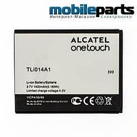 Оригинальный аккумулятор для ALCATEL One Touch MIN OT918 / 5020A 1400mAh