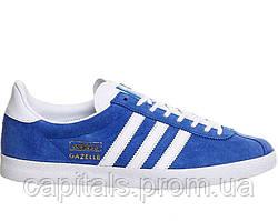"""Мужские кроссовки Adidas Gazelle """"Blue"""""""