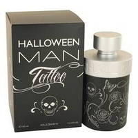 Jesus Del Pozo  Halloween Tattoo Man edt 75 ml. m оригинал