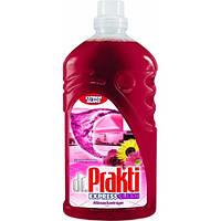 Универсальная жидкость для мытья dr. Prakti(летние цветы), 1л