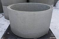 Кольца колодцев (стеновые),  КСE 10-9 1000*890 0,6 т.