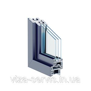 Окно профиль Kommerling- 5камер