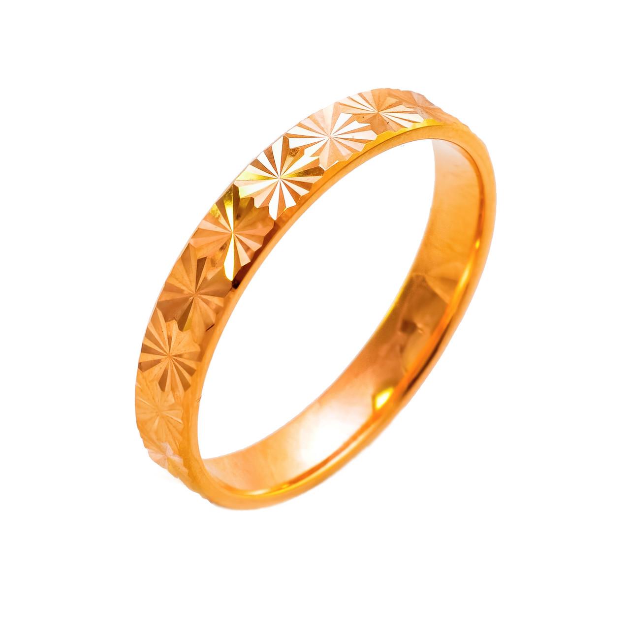 Обручальные кольца с алмазной гранью 2.42, 75281, 16