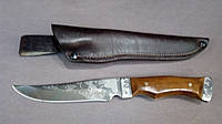 Нож охотничий ЛОСЬ. Качественный охотничий нож на подарок мужчине. Оригинальное фото