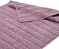 Хлопковый коврик для ванной с антибактериальной защитой HANIM LAVANDER 80х120