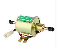 Электрический топливный насос HEP-02A низкого давления 12В