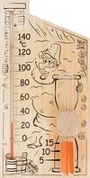 Банная станция (термометр и песочные часы) исп. 1