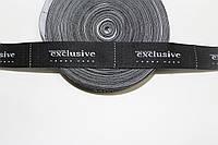 ТЖ 30мм (50м) черный+белый , фото 1
