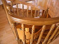Деревянная лестница Киев (Дуб)