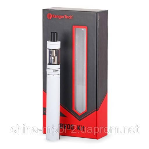 Электронная сигарета Kangertech Subvod Kit - white - Интернет-магазин Mobi-China в Киеве