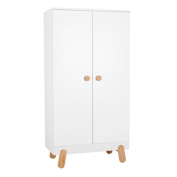 Шкаф бельевой IGA Pinio 2-х дверный