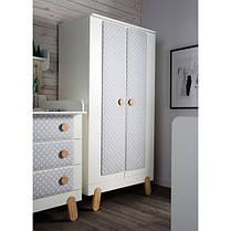 Шкаф бельевой IGA Pinio 2-х дверный, фото 2