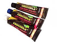 Крокодил  герметик полиуретановый белый 60мл CROCODILE