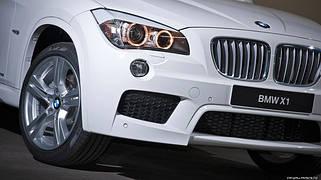 Внешний тюнинг BMW X1 E84