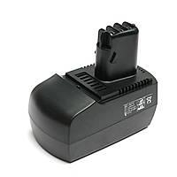 Аккумулятор PowerPlant для шуруповертов и электроинструментов METABO GD-MET-14.4(A) 14.4V 1.5Ah NICD
